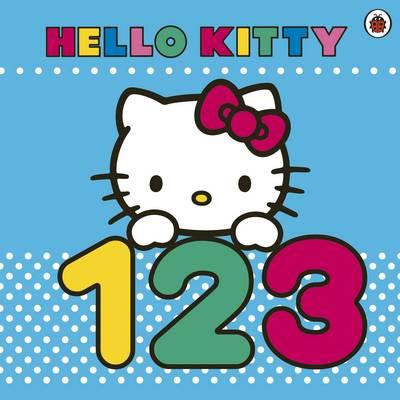 Hello Kitty: 123 (Board book)