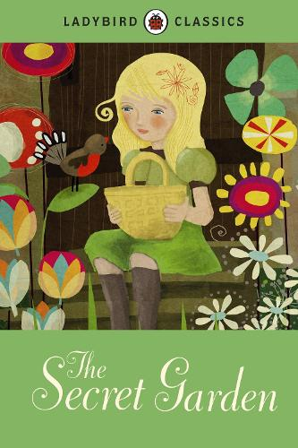 Ladybird Classics: The Secret Garden (Hardback)