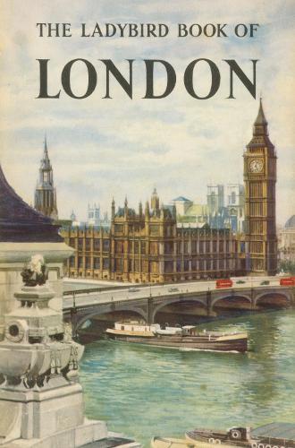 The Ladybird Book of London (Hardback)