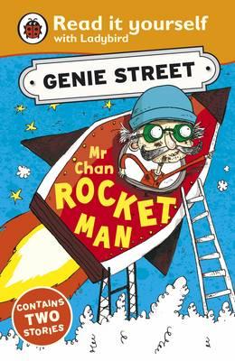 Mr Chan, Rocket Man: Genie Street: Ladybird Read it Yourself (Paperback)