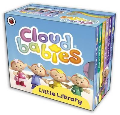 Cloudbabies: Little Library - Cloudbabies (Board book)