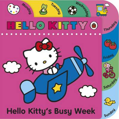 Hello Kitty's Busy Week (Board book)
