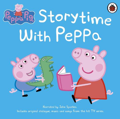 Peppa Pig: Storytime with Peppa (CD-Audio)