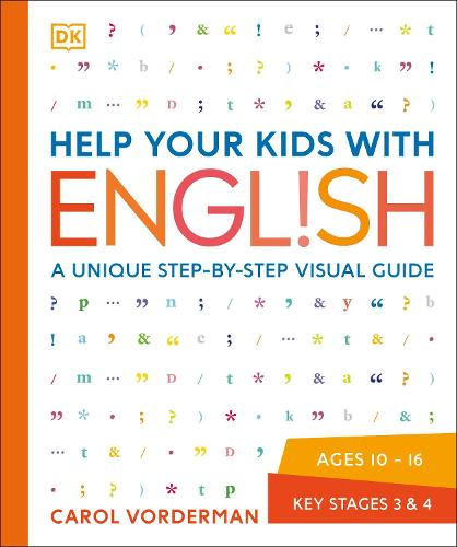 Help Your Kids with English: A Unique Step-by-Step Visual Guide - Help Your Kids With (Paperback)