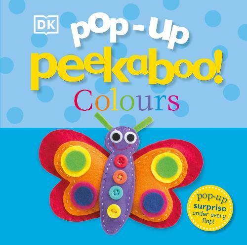 Pop-Up Peekaboo! Colours - Pop-up Peekaboo! (Board book)