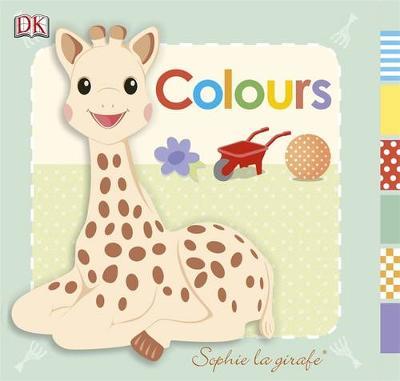 Sophie la girafe Colours - Sophie la Girafe (Board book)