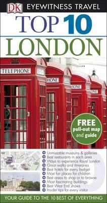 Eyewitness Top 10 Travel Guide: London - DK Eyewitness Travel Guide (Paperback)