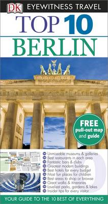 DK Eyewitness Top 10 Travel Guide: Berlin - DK Eyewitness Travel Guide (Paperback)