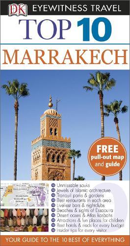 Top 10 Marrakech - DK Eyewitness Travel Guide (Paperback)