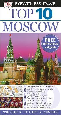 Top 10 Moscow - DK Eyewitness Travel Guide (Paperback)