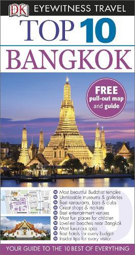 Top 10 Bangkok - DK Eyewitness Travel Guide (Paperback)