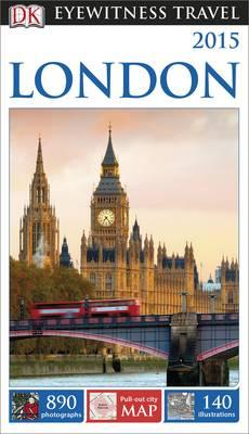 DK Eyewitness Travel Guide London (Paperback)