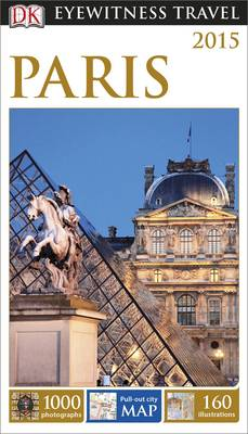 DK Eyewitness Travel Guide Paris (Paperback)