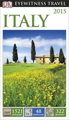 DK Eyewitness Travel Guide Italy (Paperback)