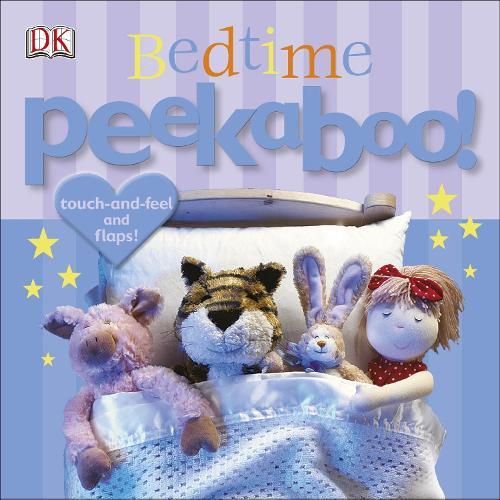 Bedtime Peekaboo! - Peekaboo! (Board book)