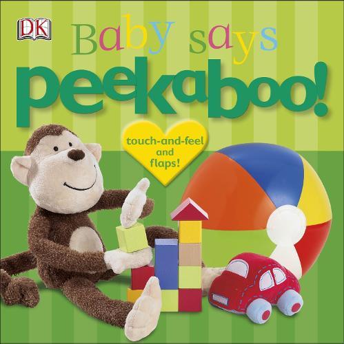 Peekaboo! Baby Says - Peekaboo! (Board book)