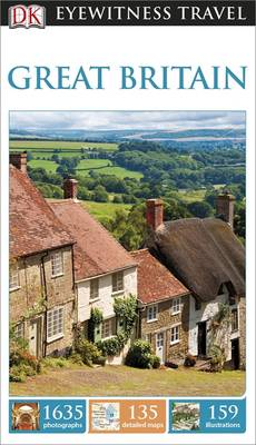 DK Eyewitness Travel Guide Great Britain (Paperback)
