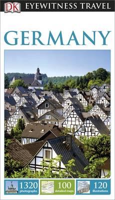 DK Eyewitness Travel Guide Germany (Paperback)