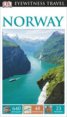 DK Eyewitness Travel Guide Norway (Paperback)