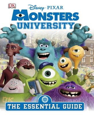 Monsters University the Essential Guide (Hardback)