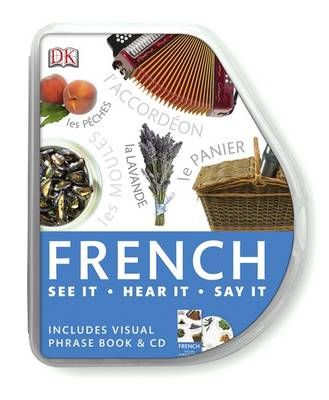 French Visual Phrase Book - Eyewitness Travel Visual Phrase Book & CD