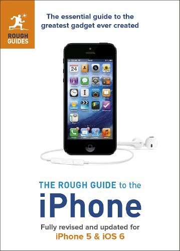 The Rough Guide to the iPhone (5th) - Rough Guide Reference (Paperback)