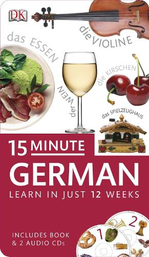 15-Minute German - Eyewitness Travel 15-Minute Language Packs