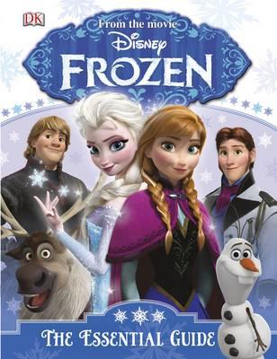Disney Frozen the Essential Guide (Hardback)