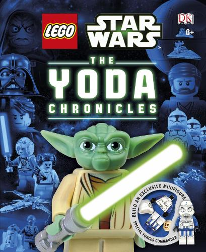 LEGO (R) Star Wars the Yoda Chronicles: With Minifigure (Hardback)