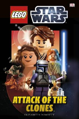 LEGO (R) Star Wars Attack of the Clones - DK Readers Level 1 (Hardback)