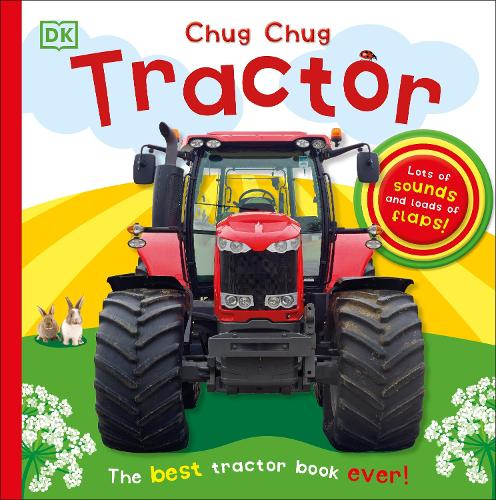Chug Chug Tractor (Board book)