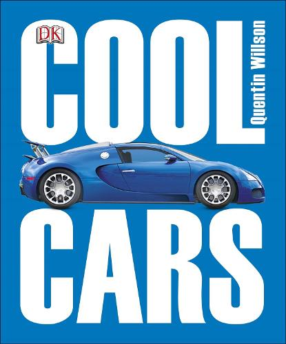 Cool Cars (Paperback)