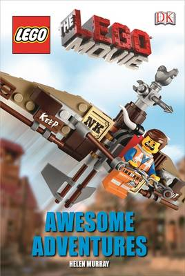 The Lego Movie Awesome Adventures - DK Readers Level 2 (Hardback)