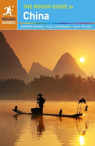 The Rough Guide to China - Rough Guides (Paperback)