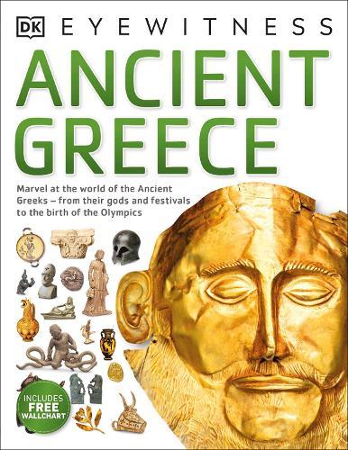 Ancient Greece - DK Eyewitness (Paperback)