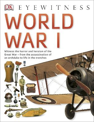 World War I: The Definitive Visual Guide (Paperback)