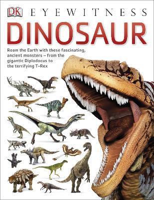 Dinosaur - DK Eyewitness (Paperback)