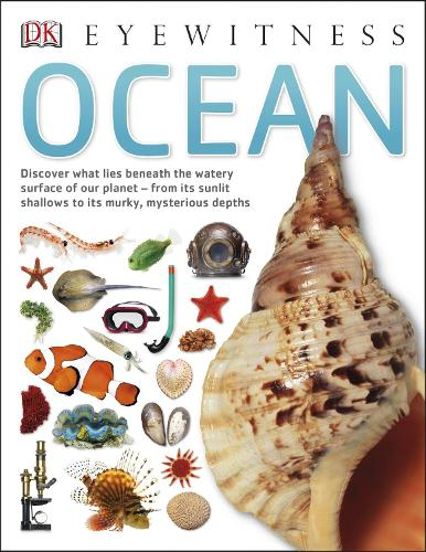 Ocean: The Definitive Visual Guide (Paperback)