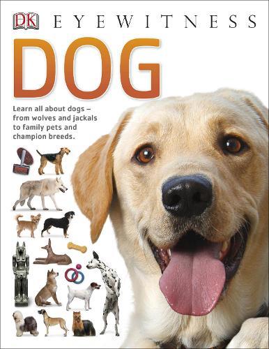 Dog - Eyewitness (Paperback)