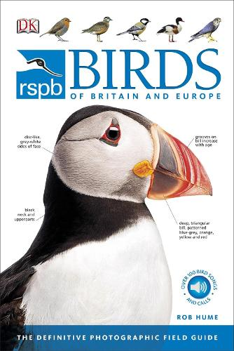 RSPB Birds of Britain and Europe (Paperback)