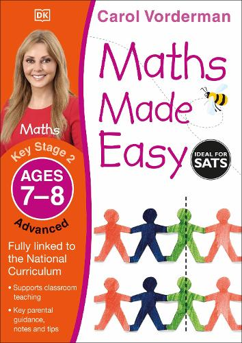 Maths Made Easy Ages 7-8 Key Stage 2 Advanced - Made Easy Workbooks (Paperback)