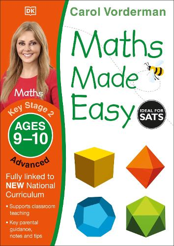 Maths Made Easy Ages 9-10 Key Stage 2 Advanced - Made Easy Workbooks (Paperback)