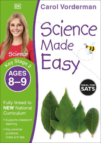 Science Made Easy Ages 8-9 Key Stage 2 - Made Easy Workbooks (Paperback)