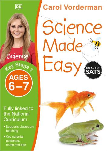 Science Made Easy Ages 6-7 Key Stage 1 - Made Easy Workbooks (Paperback)
