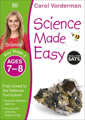 Science Made Easy Ages 7-8 Key Stage 2 - Made Easy Workbooks (Paperback)
