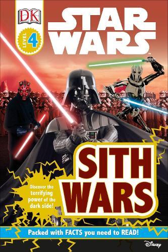 Star Wars Sith Wars - DK Readers Level 4 (Hardback)