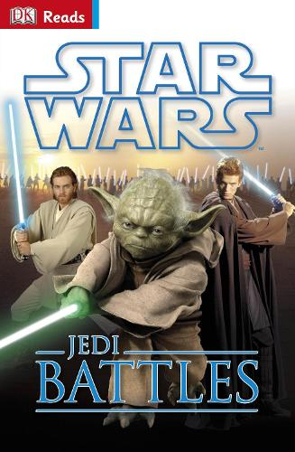 Star Wars Jedi Battles - DK Reads Reading Alone (Hardback)