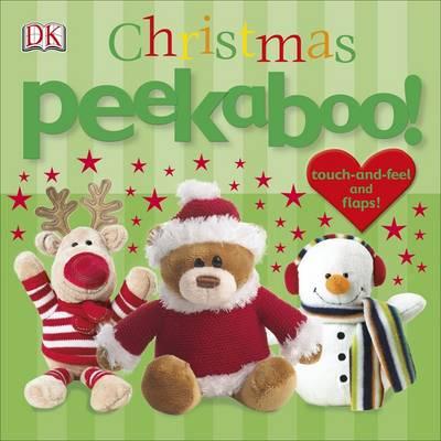 Peekaboo! Christmas - Peekaboo! (Board book)