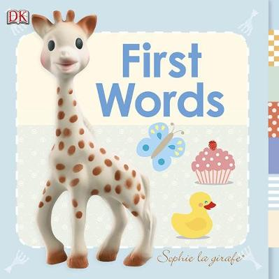 Sophie la girafe First Words - Sophie la Girafe (Board book)