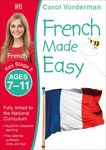 French Made Easy Ages 7-9 Key Stage 2 - Made Easy Workbooks (Paperback)